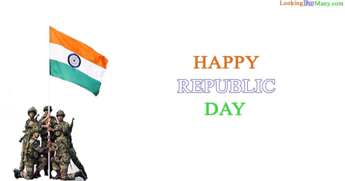 Happy Republic Day - Indias 70th Republic Day