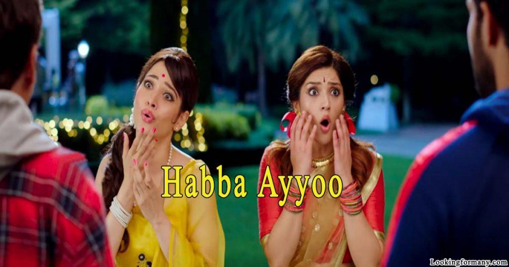 Habba Ayyoo..