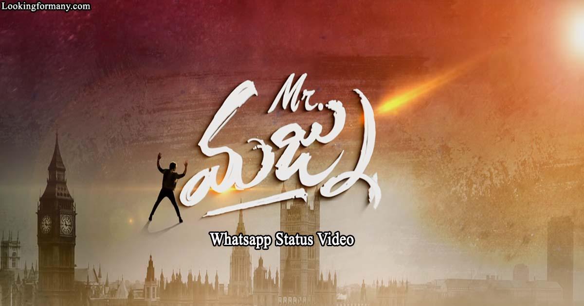 Mr Majnu Whatsapp Staus Videos