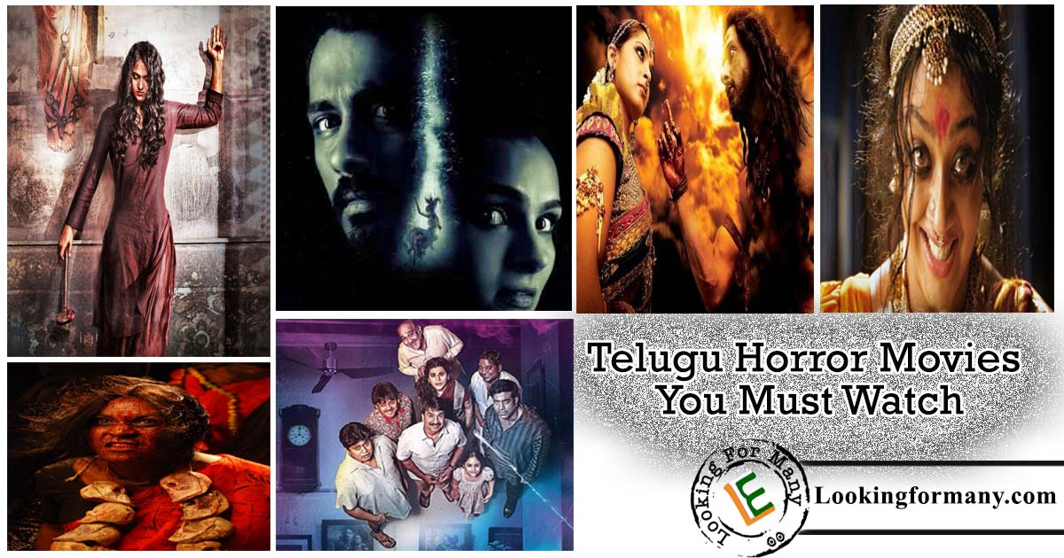 19 Best Telugu Horror Movies List From 2015 To 2018
