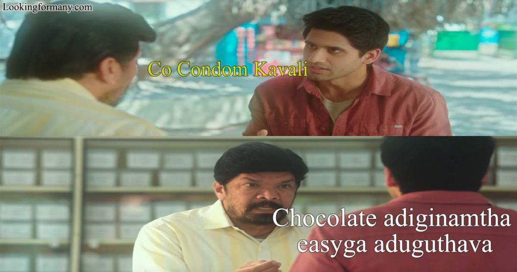 Chocolate adiginantha easyga aduguthava