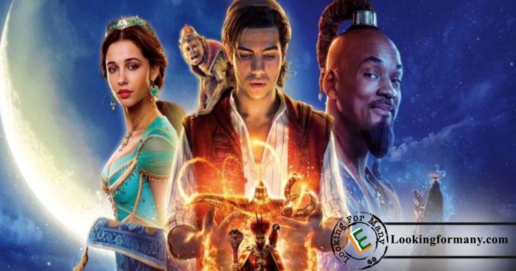 Aladdin Dubbed in Telugu As Aladdin