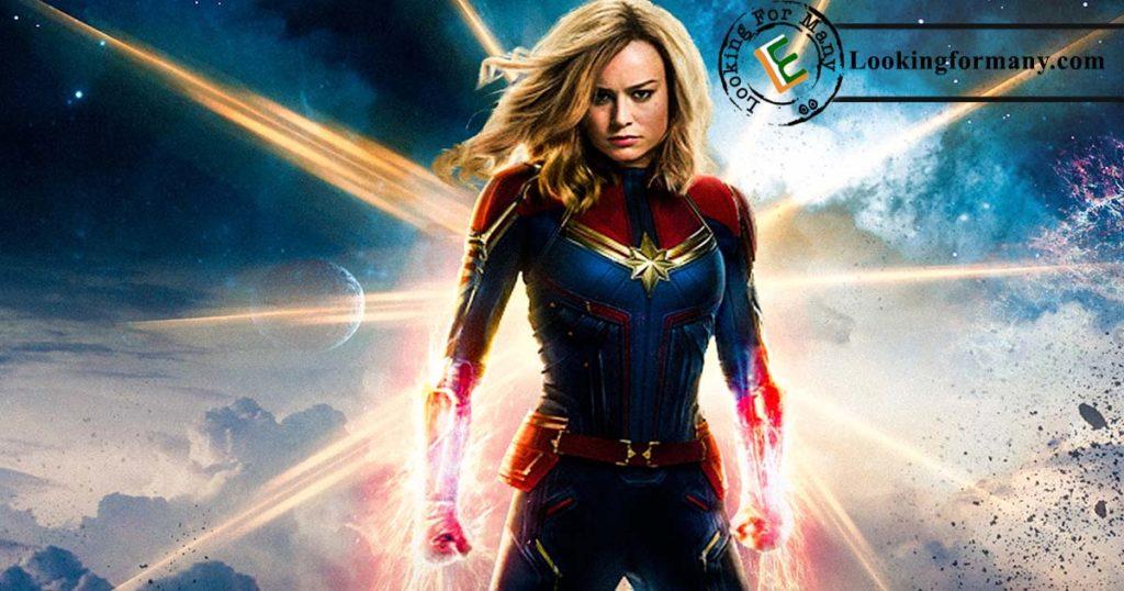 Captain Marvel Dubbed in Telugu As Captain Marvel