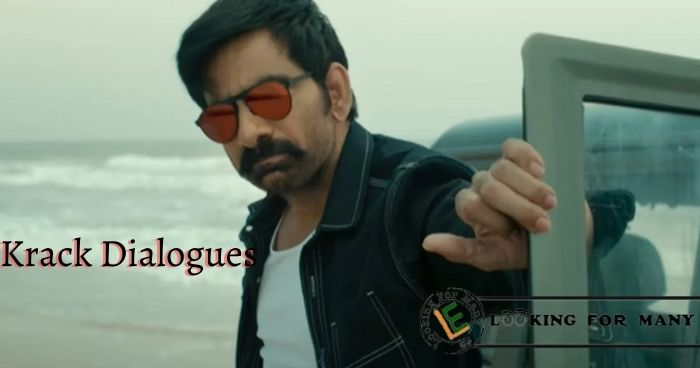 krack movie dialogues lyrics in telugu with images